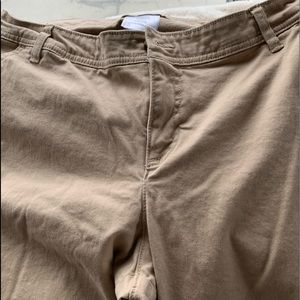 SWEETHEART OLD NAVY KHAKIS-DISCONTINUED